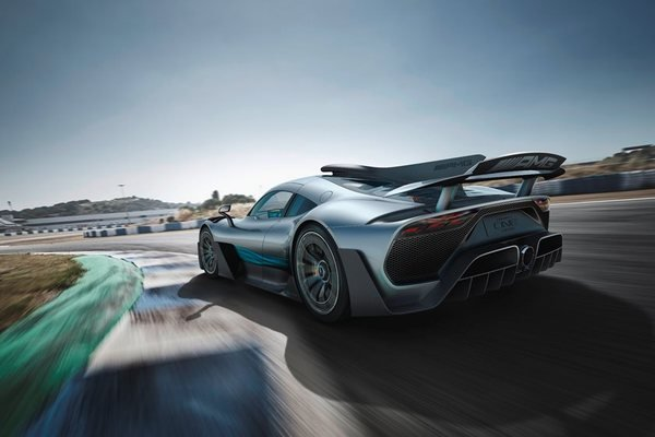 Mercedes-AMG One 2020