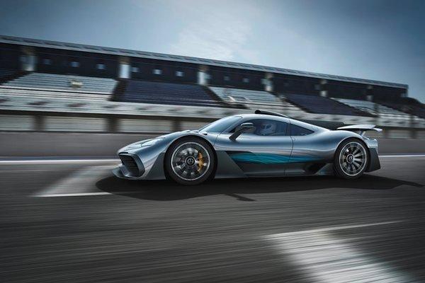Mercedes AMG-One 2020
