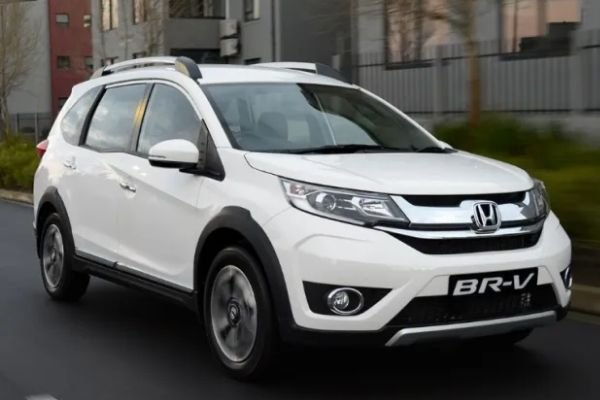A picture of the Honda BR-V.