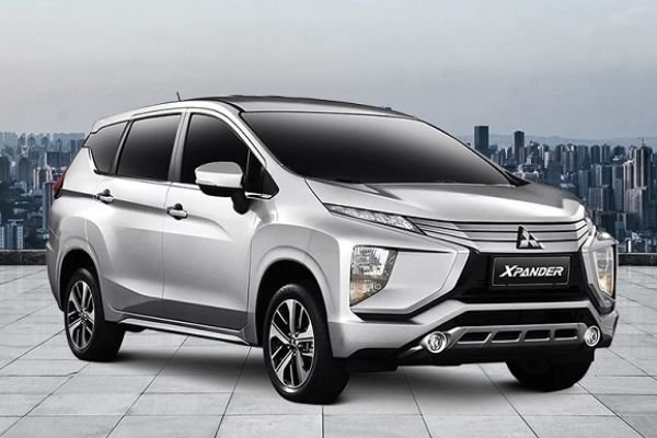 A picture of the Mitsubishi Xpander.