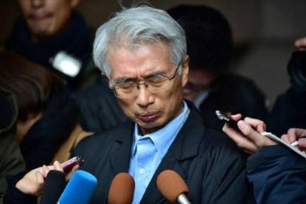 Junichiro Hironaka, an attorney working for Gohsn
