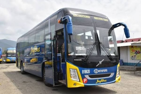 A picture of the Volvo B7R