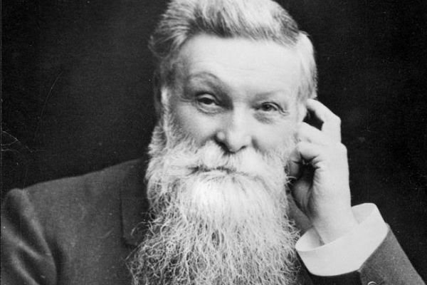 A picture of John Boyd Dunlop.