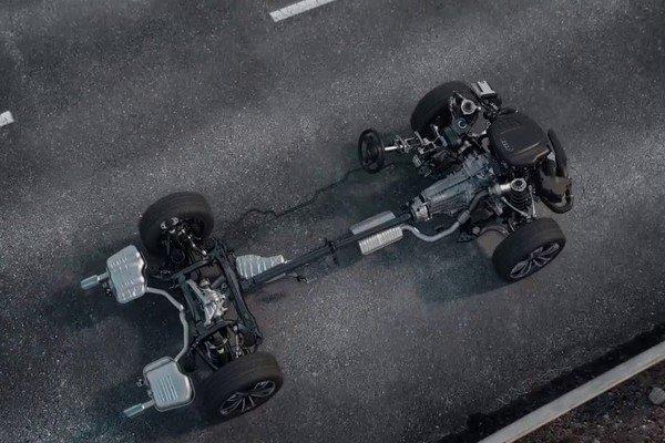 Audi's Quattro drivetrain