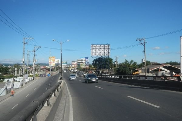 A picture of the C5 Ortigas Flyover