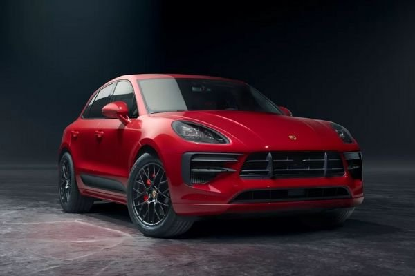 A picture of the Porsche Macan