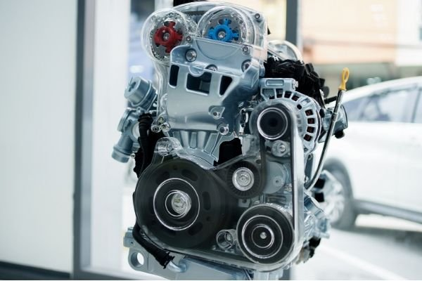 The Coolray's 1.5L 3-cylinder turbocharged engine