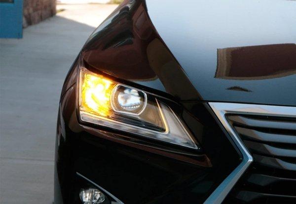 car sginal light