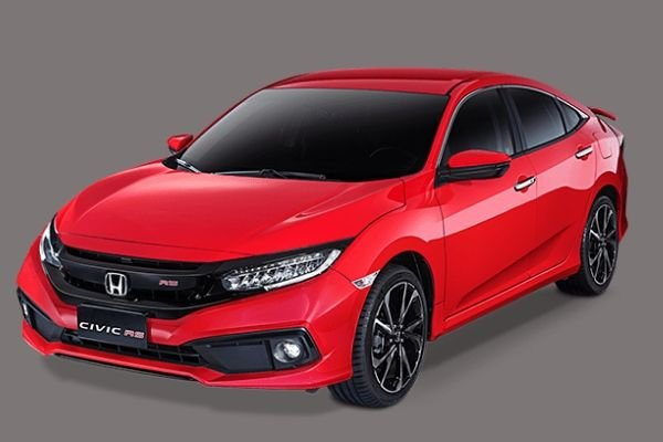 A picture of the Honda Civic RS Turbo