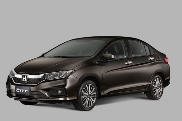 A picture of the Honda City