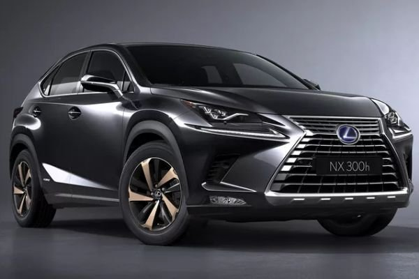 A picture of a Lexus NX