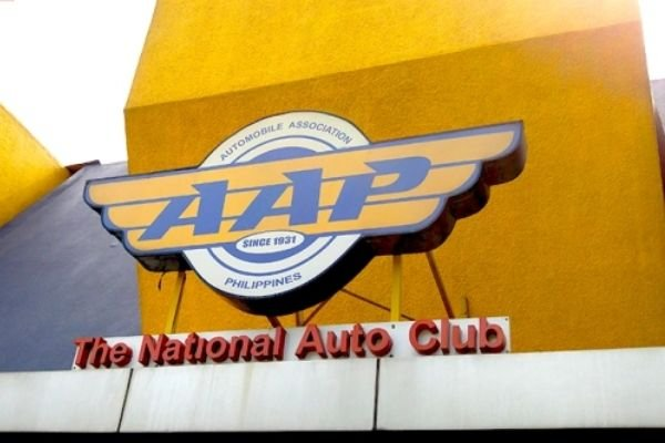 A picture of the AAP on one of their buildings