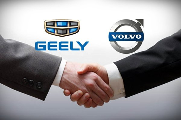 geely and volvo plan a merger