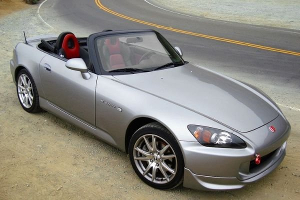 A picture of a Honda S2000
