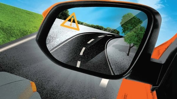 blind spot detection