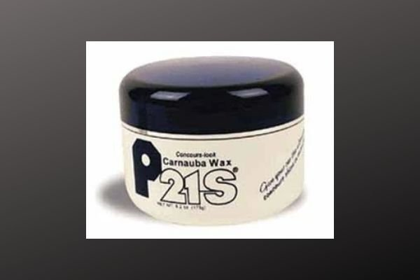 A picture of the P21S Carnauba Wax