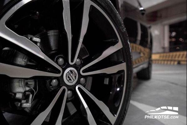 mg 6 2020 wheel