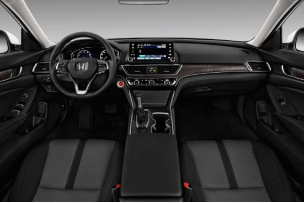 2020 honda accord interior dashboard