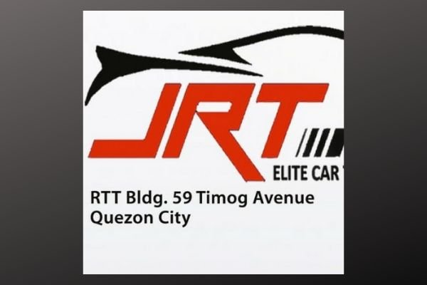 JRT Car Rental's logo