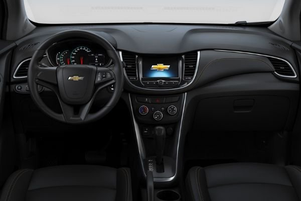 A picture of the Chevrolet Trax's interior