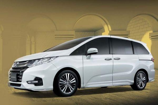 2020 Honda Odyssey exterior look