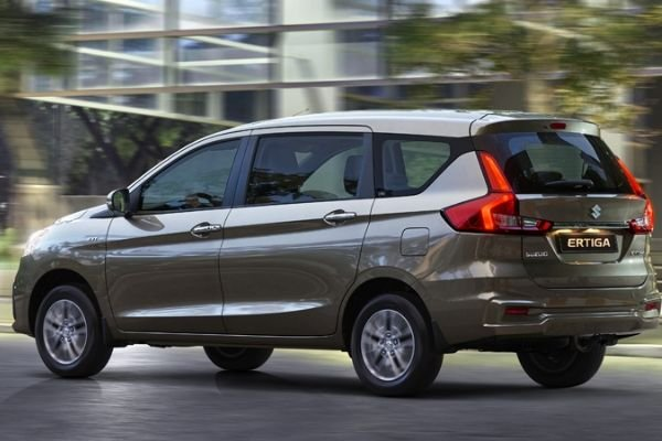 A picture of the Suzuki Ertiga