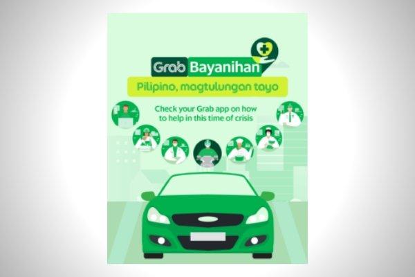 GrabBayanihan poster