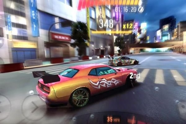 A screenshot of Drift Max Pro