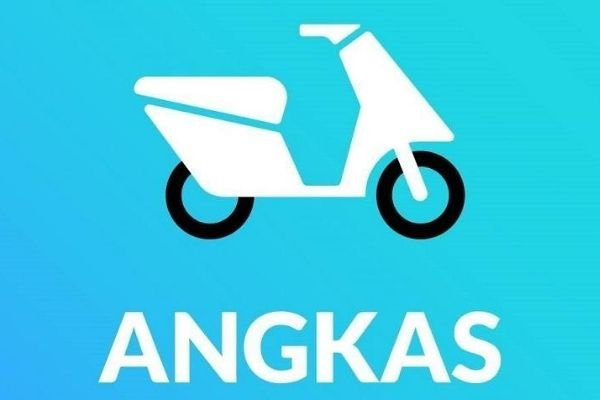 A picture of the Angkas logo