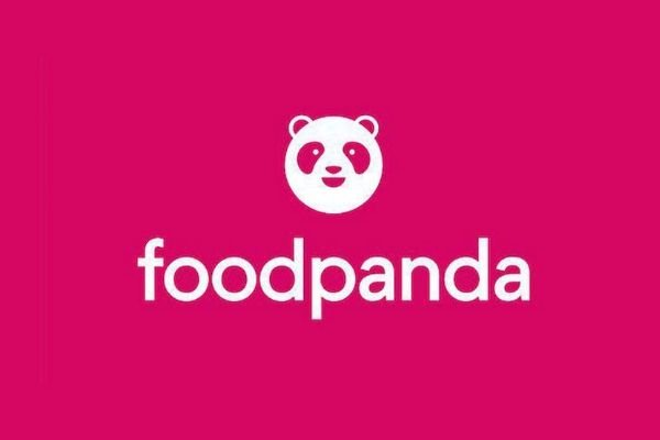 A picture of the Foodpanda logo