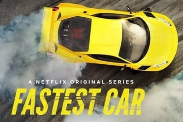 Fastest Car TV series image