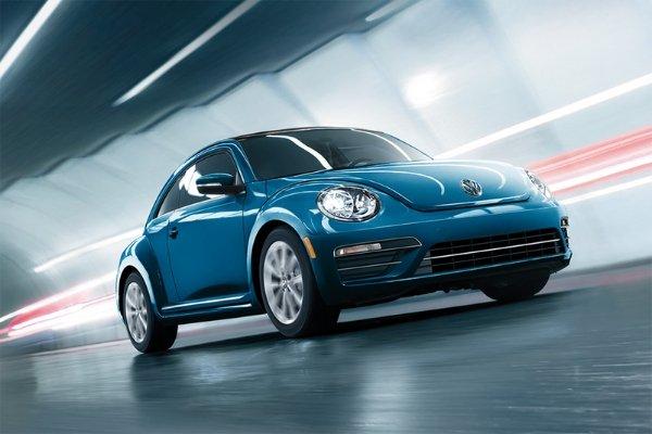A Volkswagen beetle image