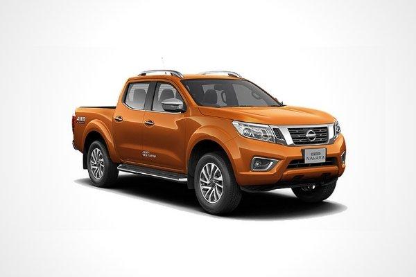 A Nissan Navara