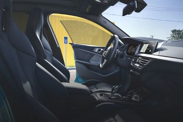 A picture of the 2 Series Gran Coupe's interior
