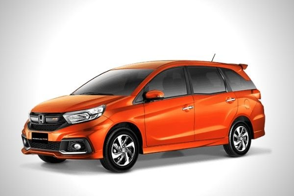 A picture of the Honda Mobilio