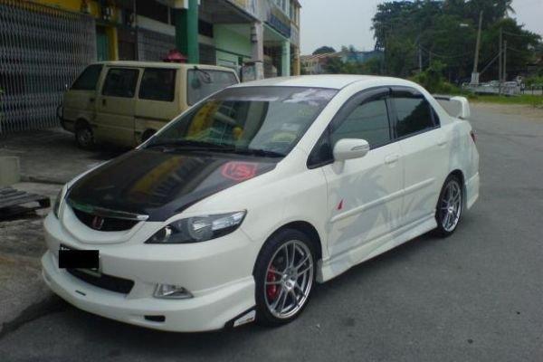 Honda City modified