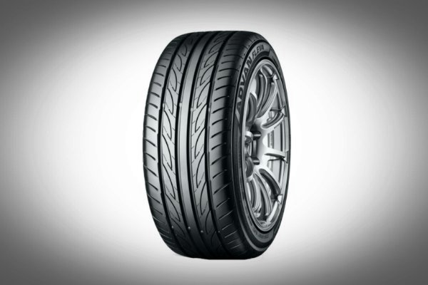 Sports tire of Yokohoma