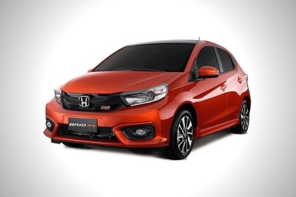 A picture of the Honda Brio