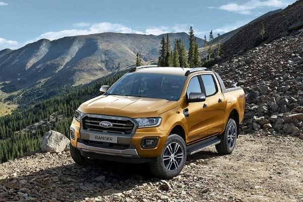 A picture of the Ford Ranger Wildtrak