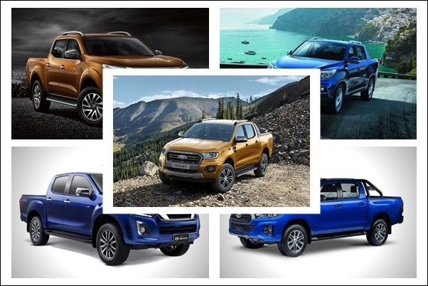 trucks with most cargo capacity