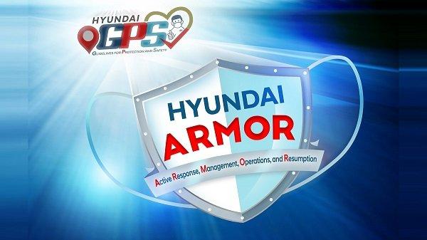 Hyundai Armor