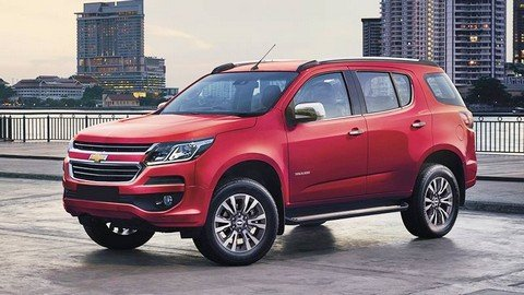 The Trailblazer is the perfect vehicle for the family & for your business