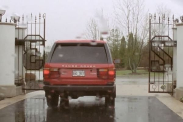 A picture of MJ's Land Rover Range Rover