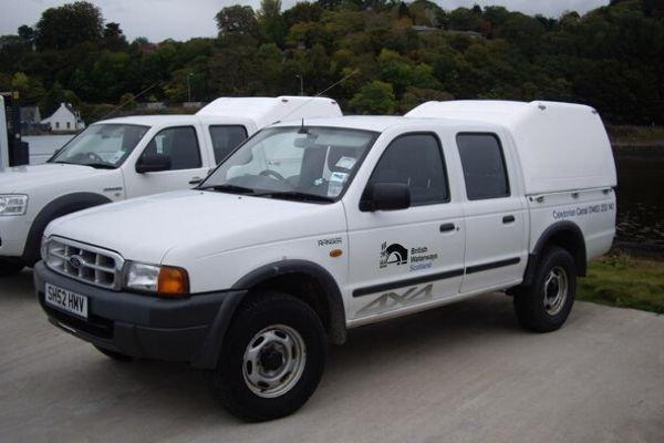 Ford Ranger gen 1