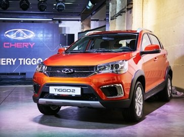 The Chery Tiggo 2 is the entry-level to the Chery lineup