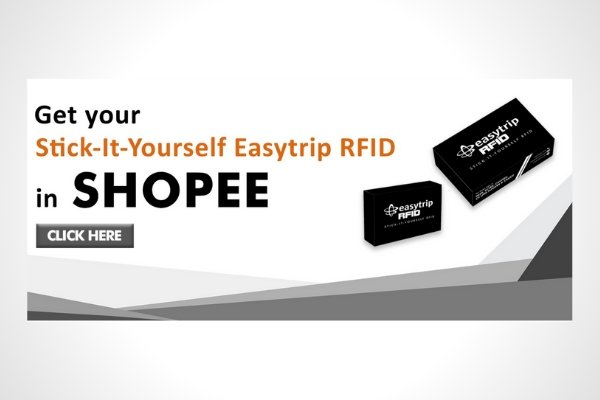 EasyTrip card ad via Shopee