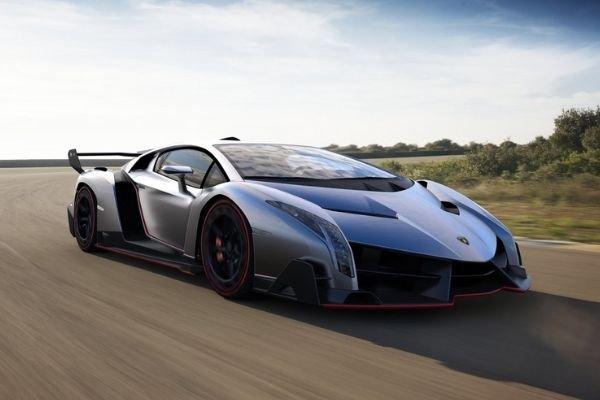 A picture of the Lamborghini Veneno