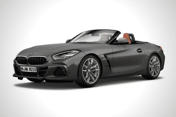BMW Z4 M40i Frozen Limited Edition