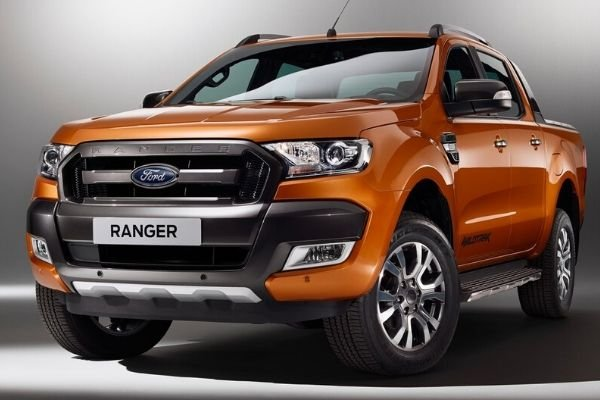 Ford Ranger stock