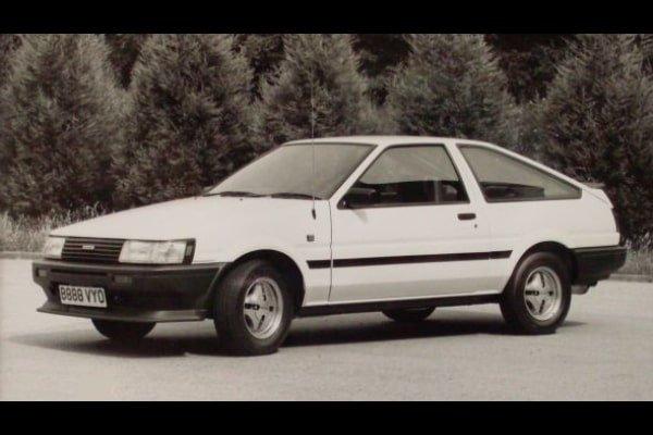 Gen 5 Toyota Corolla